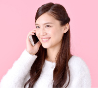 STEP01 まずは無料宅配キットお申し込みフォーム、またはお電話よりお申込み下さい。