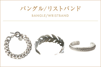 バングル/リストバンド BANGLE/WRISTBAND