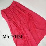 tomorrowland マカフィー(MACPHEE)スカーチョを宅配買取りしました。